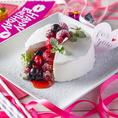 ◆誕生日&記念日特典◆ Anniversaryプレート ⇒ 『無料プレゼント』