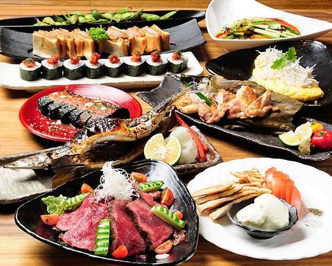 山、海の素材を最大にいかしたお料理とお酒を楽しめる居酒屋です。