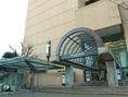 築地市場駅A2出口 朝日新聞社に御座います