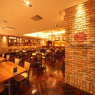シーズンズ ビュッフェレストラン 三井アウトレットパーク札幌北広島店の雰囲気1