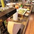【イタリアンビュッフェ♪】ランチ限定でラクレットチーズ!!