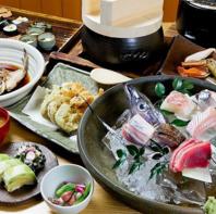 全てを和歌山に尽くした贅沢なコースメニュー。