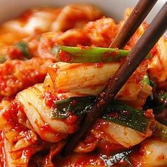 韓国本番の白菜キムチ