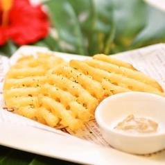料理メニュー写真アンチョビソースのポテトフライ Anchovy Sauce French Fries