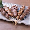 料理メニュー写真串焼き5本盛り合わせ・串焼き8本盛り合わせ