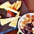 料理メニュー写真スペインチーズ盛り合わせ