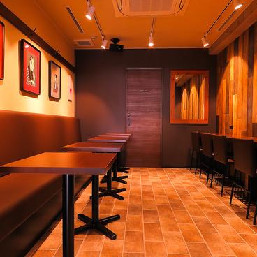 CafeTabacの雰囲気1