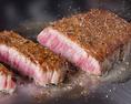 【黒毛和牛赤身ステーキ1580円】上質な和牛ステーキをどうぞ
