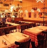 パリのワイン食堂の雰囲気2