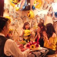 誕生日・記念日&歓迎会・送別会に…『6大特典』→0円!