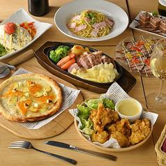 横浜チーズファクトリー 横浜駅前店の特集写真