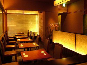 築地寿司清 ミッドランドスクエア店の雰囲気1