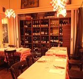 パリのワイン食堂の雰囲気3