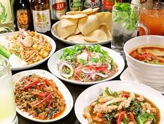 タイ家庭料理 クルア チョントーンの写真