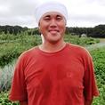 菜園すコミュニケーションの大森さんは、菜園(畑)を通して多くの方々と交流を持ち、無農薬、無化学肥料、不耕起栽培の野菜を提供してくれます。根のまわりの生物や微生物の助けを借りて育つ栽培法のため、必然的に無農薬になります。