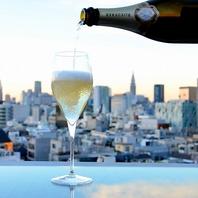 五感で愉しむお料理と味わい深いワイン