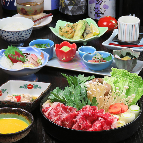 朝〆鮮魚と宮崎牛 寒山(かんざん) 藤沢