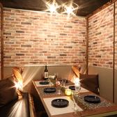 肉とチーズの個室酒場 東京ミートチーズ工場 赤羽ビビオ店の雰囲気2