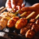 鶏のうまみとあふれる肉汁【熟成鶏 焼鳥】