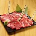 料理メニュー写真ブラックアンガス牛(黒毛牛)