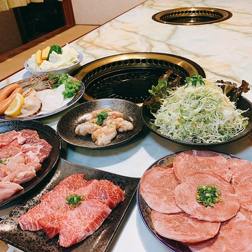 焼肉と鍋料理の店 あらきのおすすめ料理1