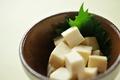 料理メニュー写真三日熟成クリームチーズの味噌漬け