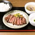 料理メニュー写真牛タン焼き定食(1人前)