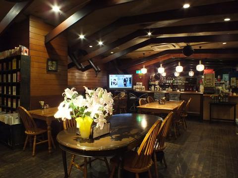 荻窪の気軽な洋食屋さん。パーティー会場として最大60名まで貸切可能です!