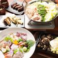 2時間飲み放題付きコースは4,000円(税込)からご用意しております。<全10品>龍-RYU-コースは全て国産野菜を使用し、季節の素材で織り成すメニューは毎月変わるため、料理で旬を感じ取っていただけます。