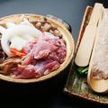 料理メニュー写真地鳥庵特製鶏鍋(小 1~2人前)