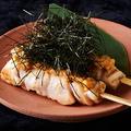 料理メニュー写真納豆焼き
