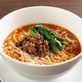 料理メニュー写真胡麻香る担々麺