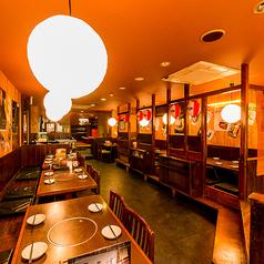 三百宴酒場 蒲田西口店の雰囲気1