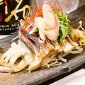 料理メニュー写真炙り鮮魚の薬味ポン酢