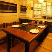4名様テーブル