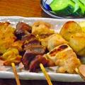 料理メニュー写真おまかせ串盛リ