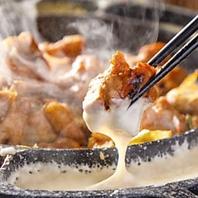 なんとチーズタッカルビが食べ放題で1980円!!