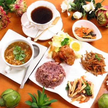 彩食館のおすすめ料理1