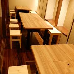 10名様までご利用できる個室です。