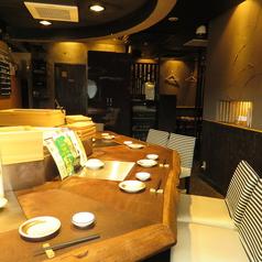 寿司バル 漁祭 先斗町店の雰囲気1