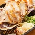 料理メニュー写真【徳島】阿波尾鶏もも肉藁炙り焼き