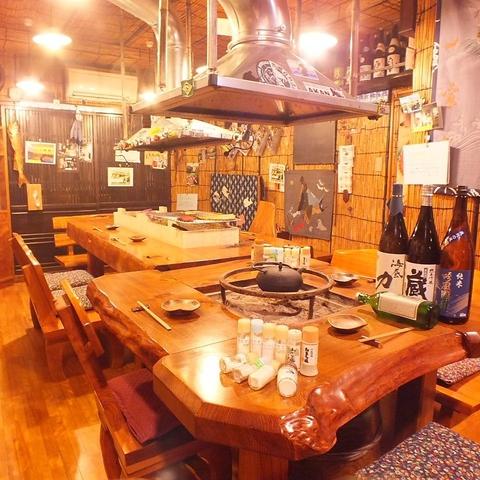 北海道を味わえる貸切の完全個室の隠れ家☆様々なシーンにお使いいただけます♪