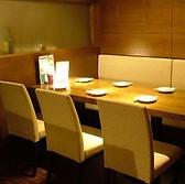 4名~12名まで可能なテーブル席。小規模宴会に人気で。【津田沼 女子会 誕生日 飲み放題 居酒屋 鮮魚】