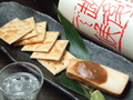 料理メニュー写真味噌漬けチーズ豆腐 / 青森県産 〆鯖