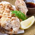 料理メニュー写真鶏の竜田揚げ