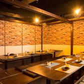 肉とチーズの個室酒場 東京ミートチーズ工場 赤羽ビビオ店の雰囲気3