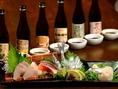 8種類★それぞれのお料理に合うお醤油を提供♪違いを楽しんで頂けたら…嬉しいことこの上なし★