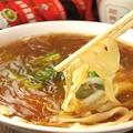 料理メニュー写真フカヒレ麺