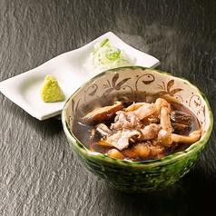 料理メニュー写真【温】鶏きのこ