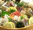 新鮮な海鮮料理が自慢♪
